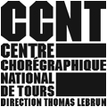 Logo Centre Chorégraphique National de Tours